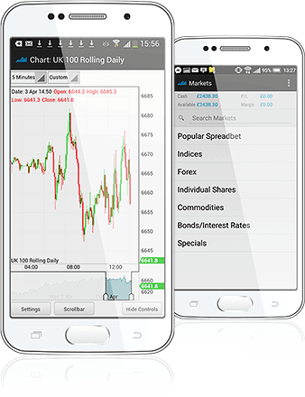 Android Trading App