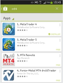 metatrader 4 tutorial mobile