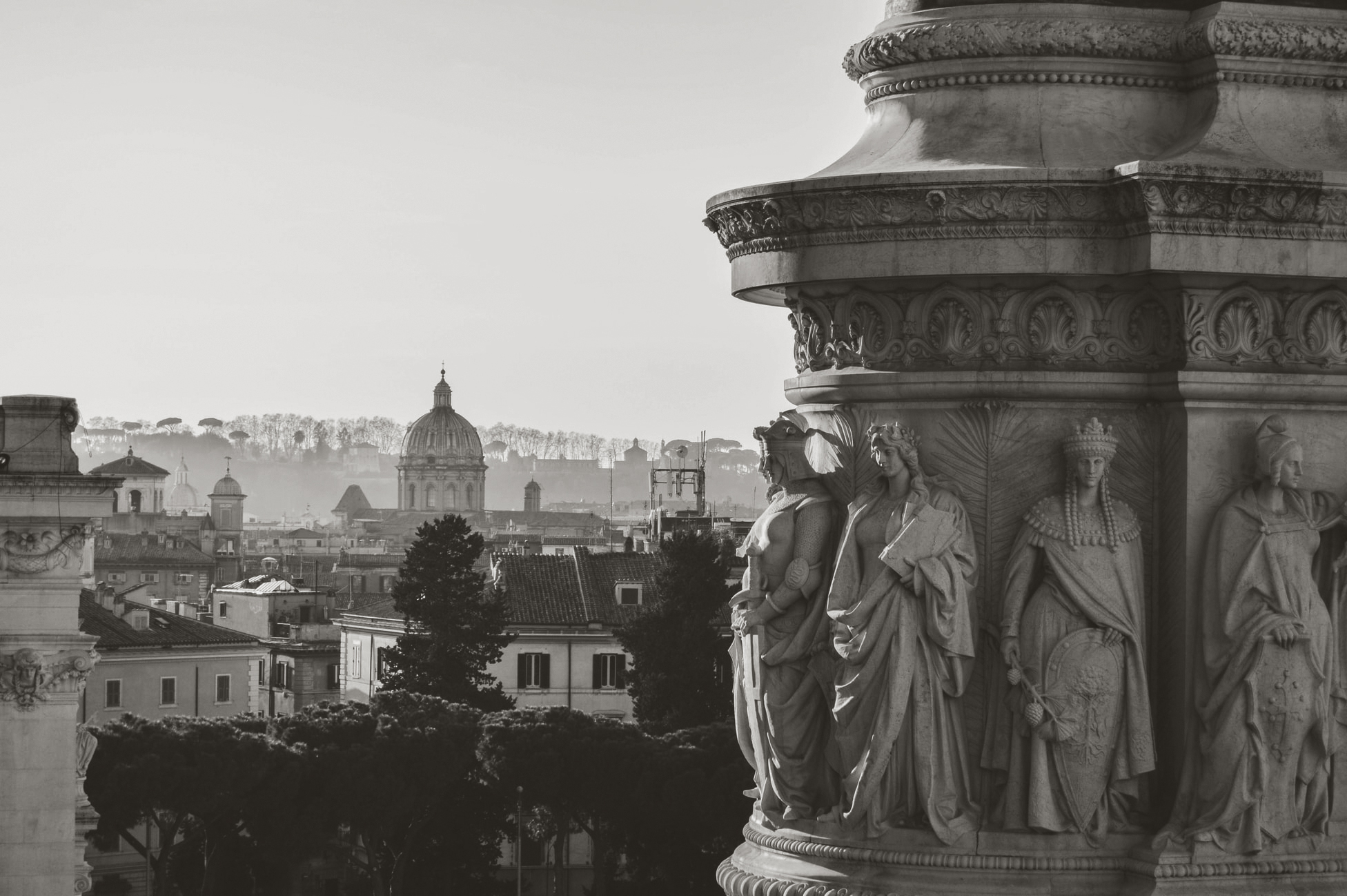 Inflation, Rome